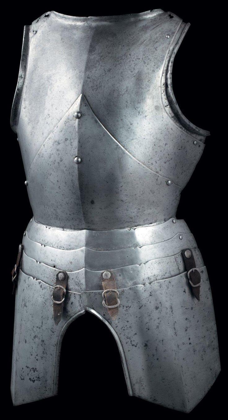 Plastron allemand 1470
