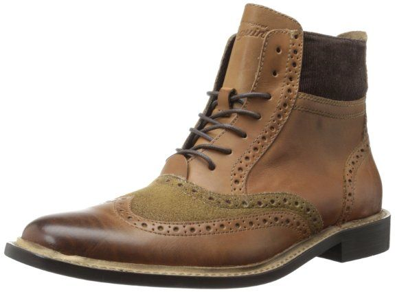 Original Penguin Men's Brogue WT Boot