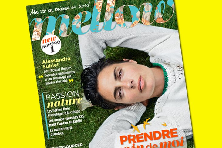 Mondadori lance Mellow, un nouveau magazine féminin
