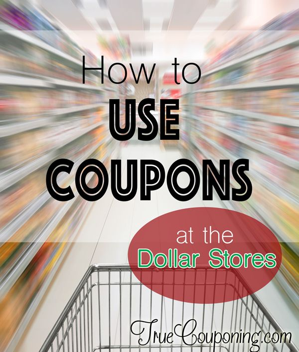 How To Use Coupons When Shopping At Dollar Stores Tree General Family