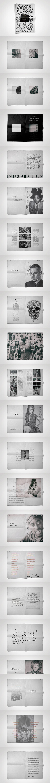 editorial design