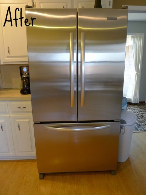 best 25 cleaning stainless appliances ideas on pinterest clean stainless appliances cleaning. Black Bedroom Furniture Sets. Home Design Ideas