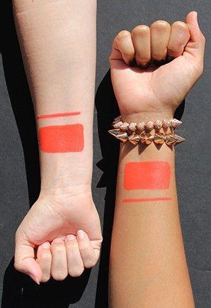 Chi Chi | ColourPop - Bright true orange in a matte finish
