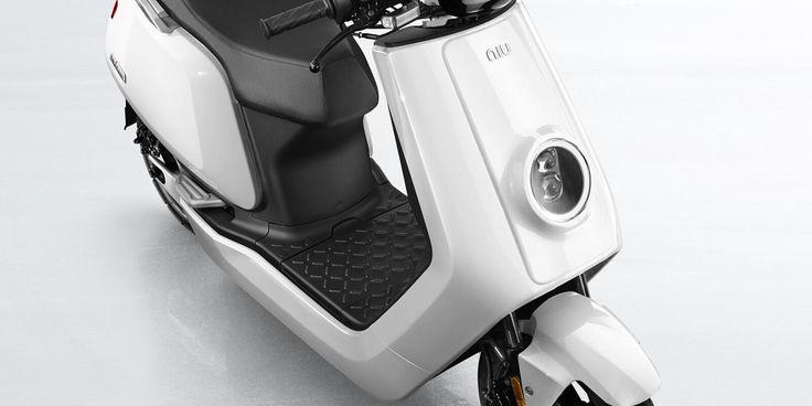 NIU N1S Civic, un scooter électrique chinois pensé pour l'Europe