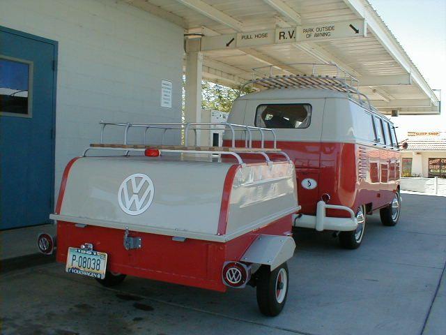 61 Hatchtop 71 Sears Roebuck Trailer Volkswagens Cars Trucks