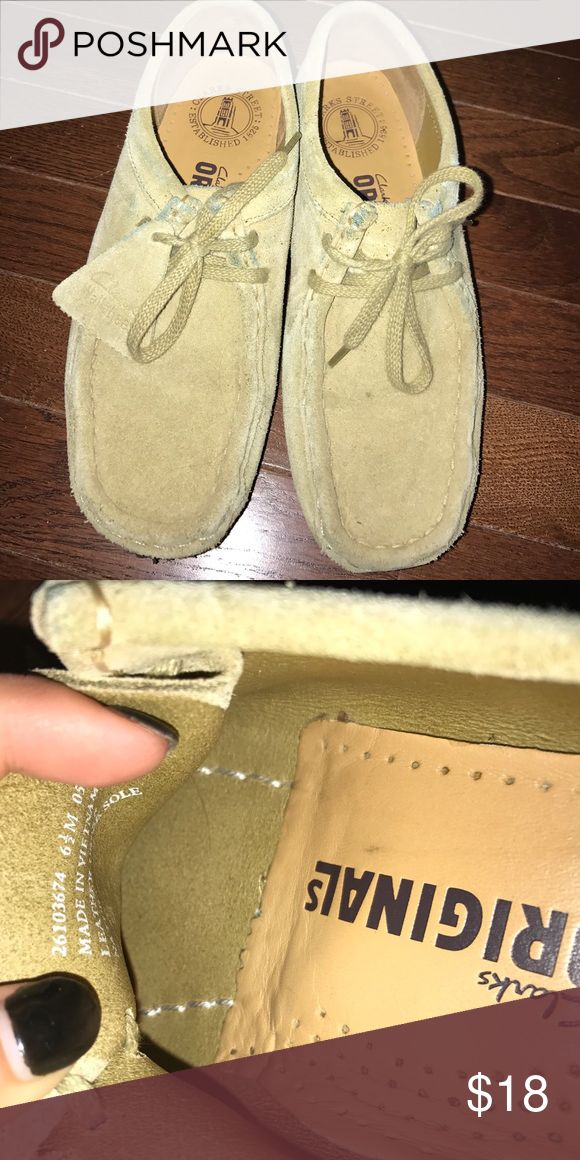 Clarks wallabees A little blue from jeans Clarks Shoes Sneakers