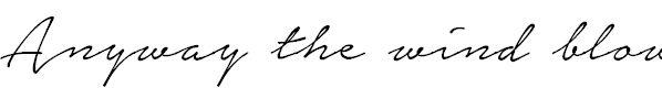 Free cursive fonts (Page 2) - FontSpace