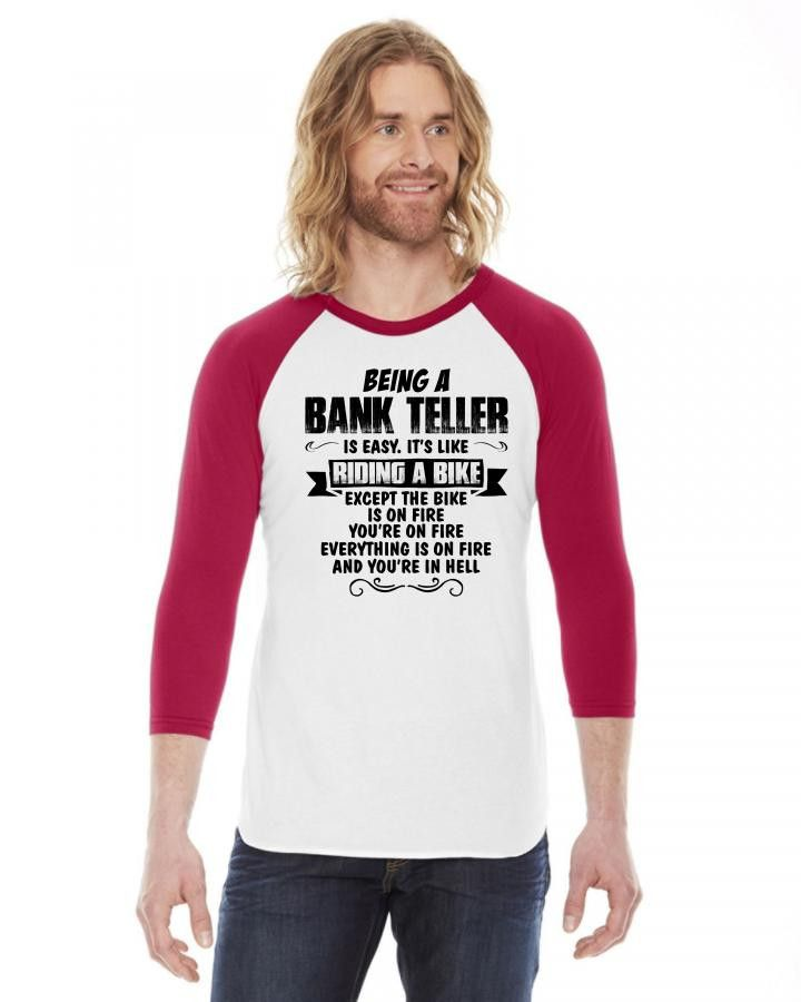 being a bank teller 34 sleeve shirt products pinterest bank teller sleeve and shirts