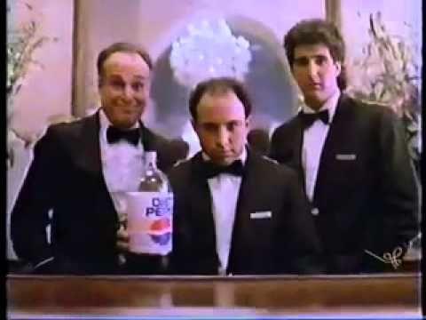 Michael J. Fox - Diet Pepsi commercial opera (1990)