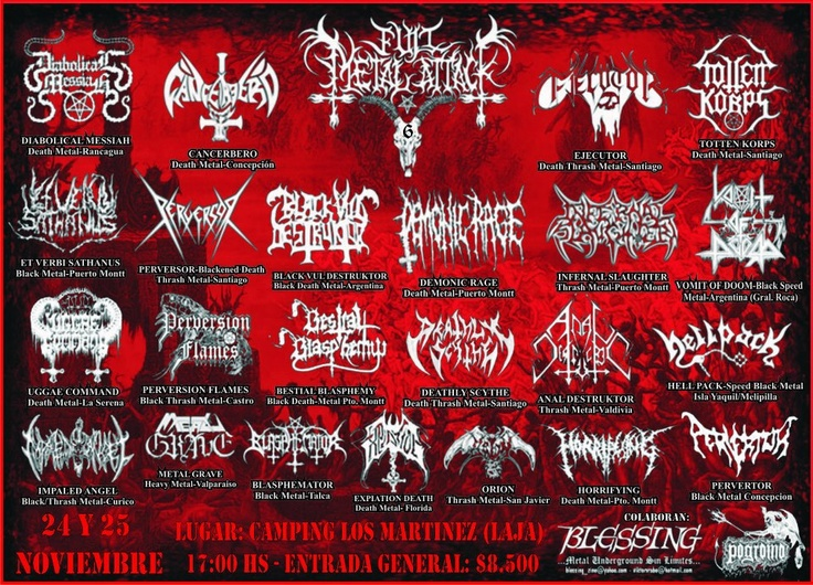 24 y 25 de Noviembre: Full Metal Attack