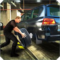 Cruiser Car Mechanic Simulator v 1.0.1 APK Games Simulation