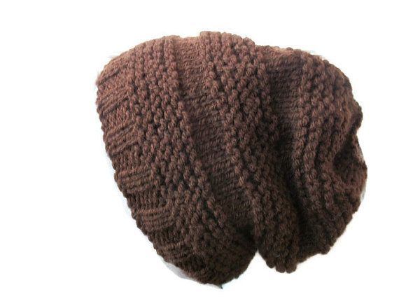 Beehive Hat, Hand Knit Beanie, Unisex, £14.99