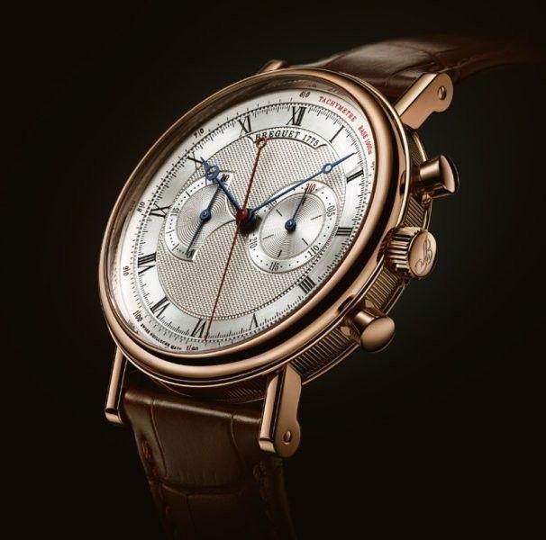 7. Breguet Classique: $18,000