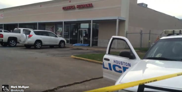 Meanwhile in Texas- Another Shooting Death at Another Women's Center: This One is In Texas