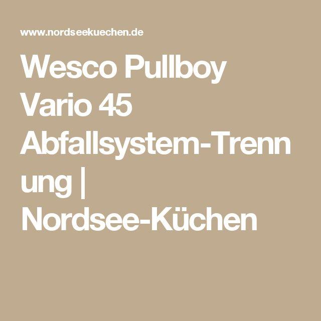 Mer enn 25 bra ideer om Abfallsystem küche på Pinterest Vw t4 - next line küchen