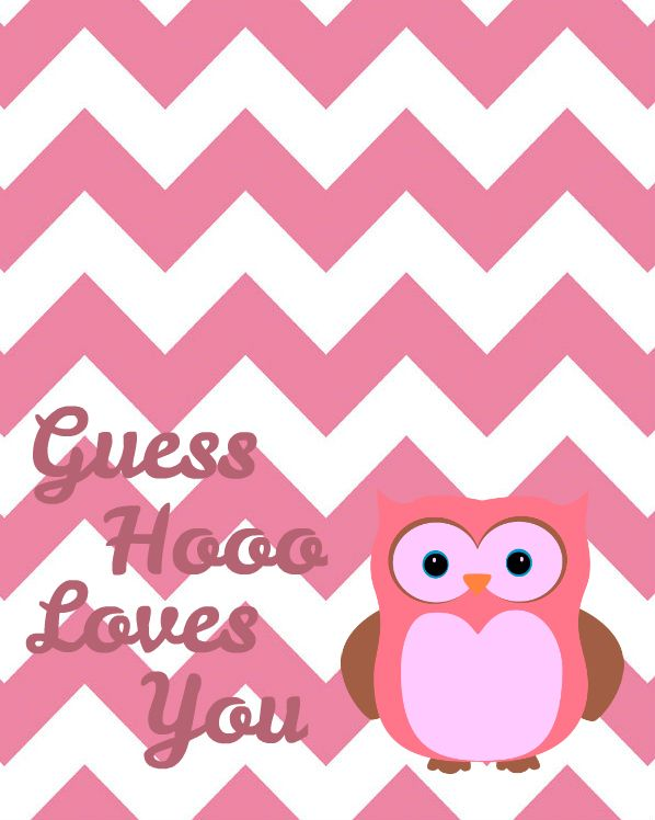 87 best images about CUTE OWL PRINTABLE – Owl Valentine Card