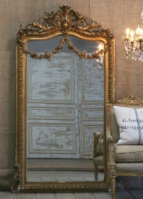 662 best Mirror Mirror, on the Wall... images on Pinterest | Frames ...
