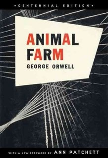 Animal Farm by George Orwell: Worth Reading, Fantasy Books, George Orwell, Books Worth, Farms Animal, Science Fiction, Fairies Stories, Animal Farms, Books Title
