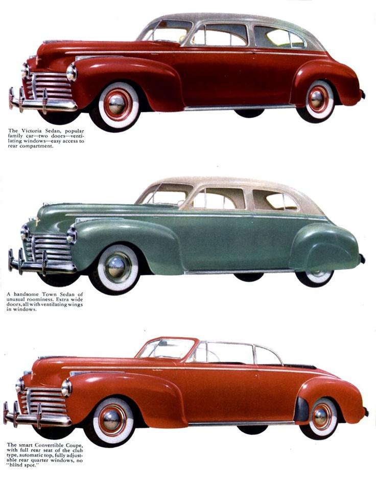 1941 Chryslers ★。☆。JpM ENTERTAINMENT ☆。★。