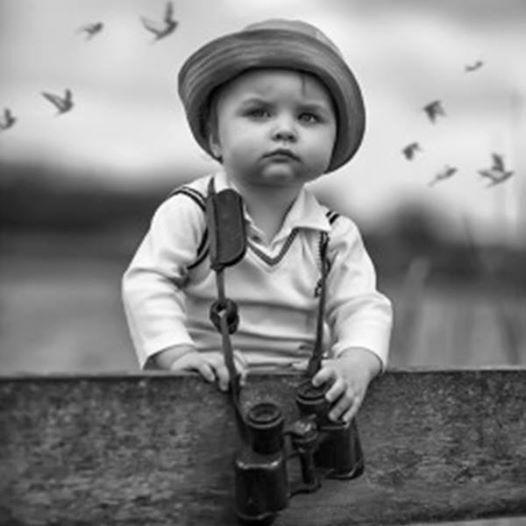 noir et blanc   Photos de bébé   Cute kids photography, Cute kids, Children photography