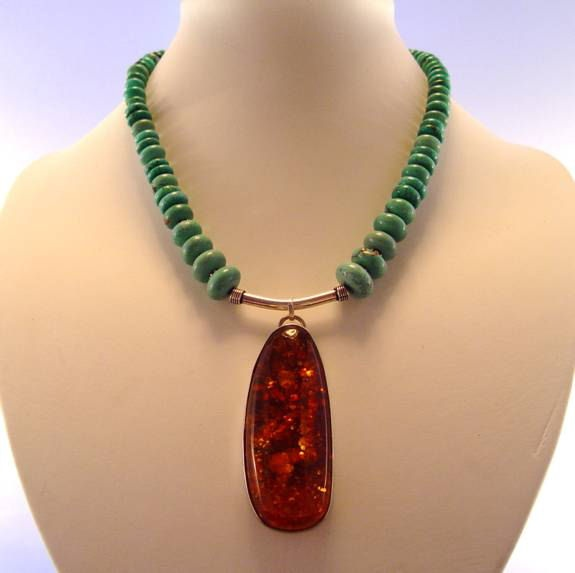 Amber Hand Crafted Jewelry