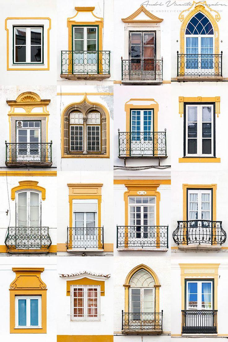 Andre Goncalves est un photographe versé dans les photos de fenêtres du monde entier.
