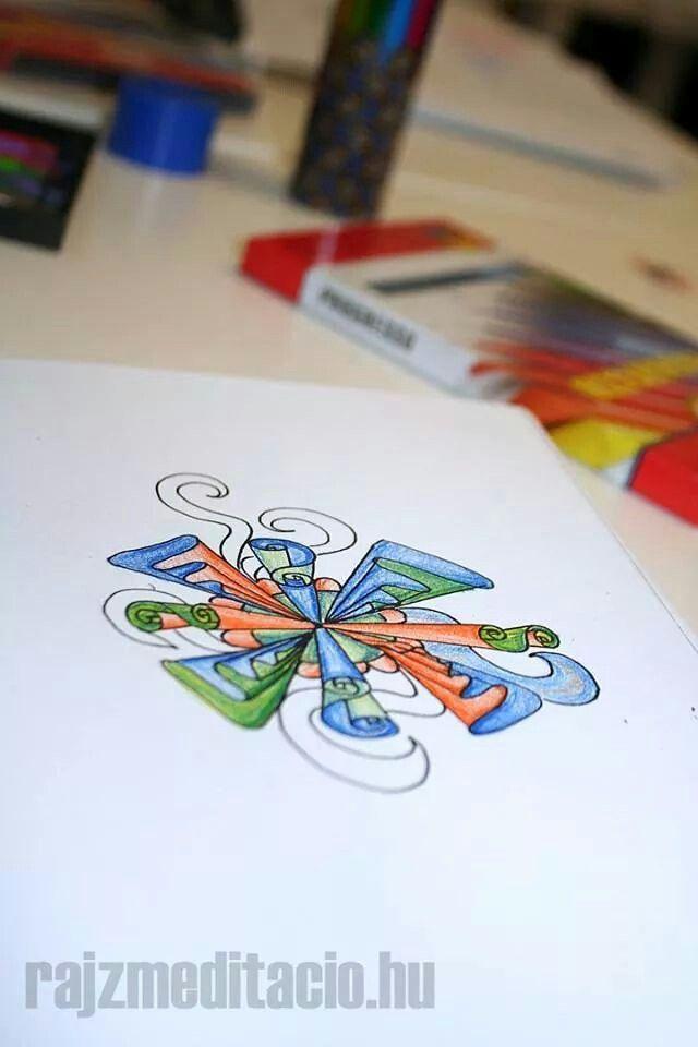 Rajzmeditáció© felnőtteknek