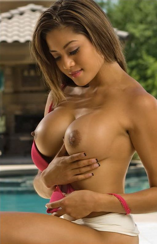 Naked Girl Sexy Boobs