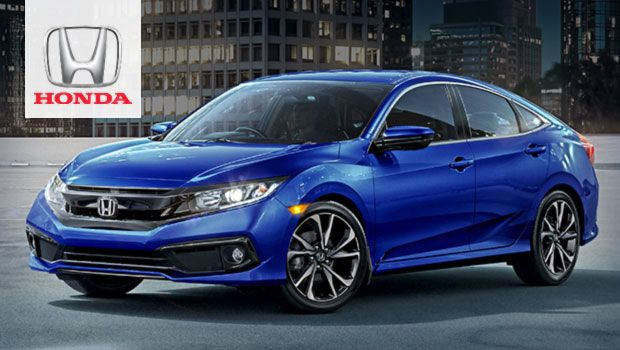 2019 Honda Civic An Affordable Compact Sedan With A Turbocharged Engine Sellanycar Com Sell Your Car In 30min Honda Civic Civic Honda