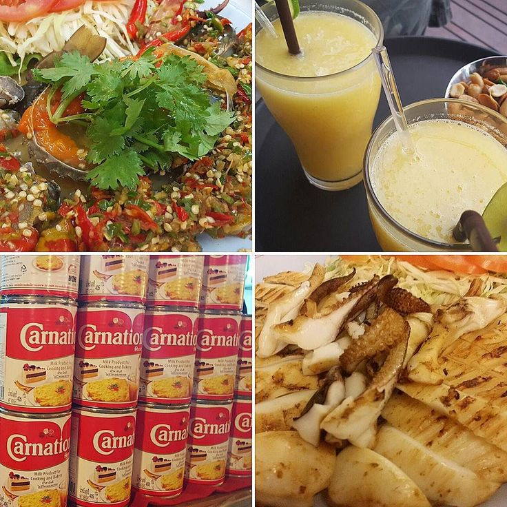 Yum yum Savory tour  In Bangkok  ᆞ #igtravel #instatravel #vacation #thailand #bangkok #savory #foods #foodporn #gourmet #여행 #여행스타그램 #태국 #방콕 #음식 #타이푸드 #망고쥬스 #뿌팟퐁커리 by gregory.kim.70