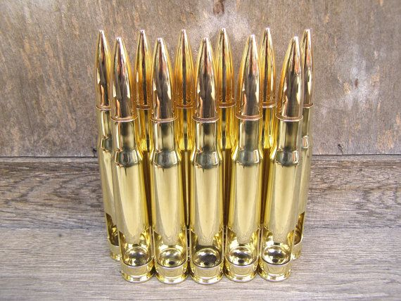 Bottle Opener 50 Caliber Bullet. Gift for Him. by BottleBreacher