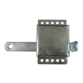 Blue Hawk 7.32-in 11-Gauge Steel Garage Door Bolt Lock