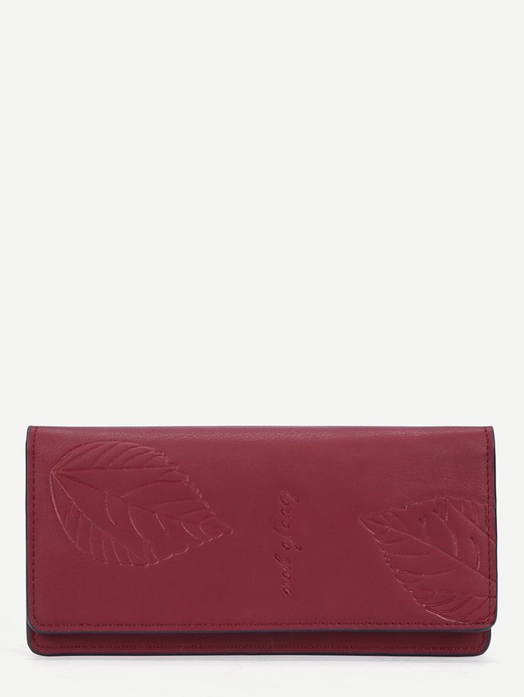 Shop Leaf Pattern PU Purse online. SheIn offers Leaf Pattern PU Purse & more to fit your fashionable needs.
