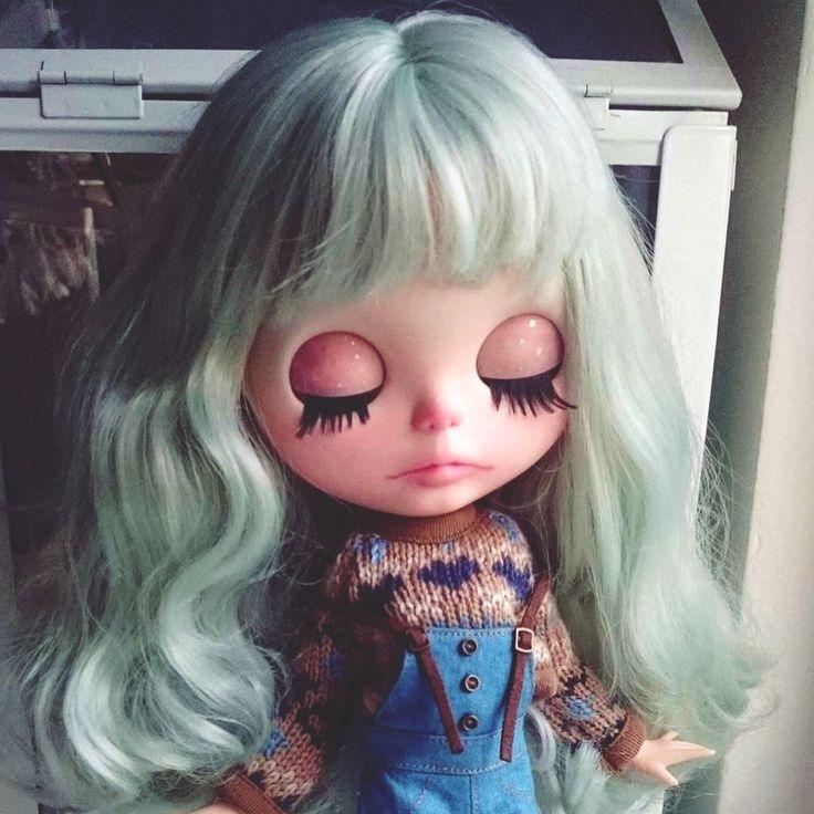 #blythe #doll #customblythe #custom