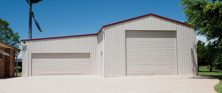 #Sheds_Contect_Garage World #Townsville