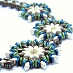 Free MiniDuo Bead Projects from BeadSmith featured in Bead-Patterns.com Newsletter