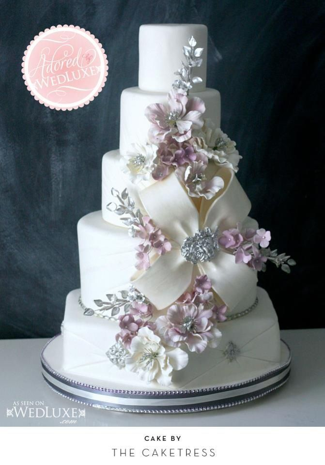 Elegant Cake Designs Birthday Cakes : 2254 best images about Elegant Cakes on Pinterest Cakes ...