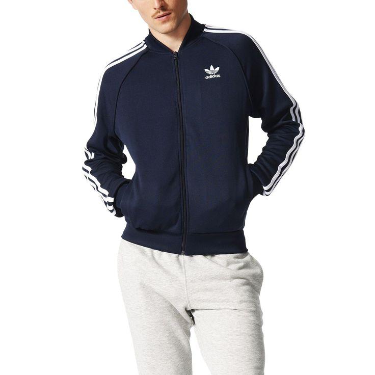 adidas SUPERSTAR TRACK JACKET Αθλητικα Ρουχα – Sportswear – Ανδρικά Διατίθεται από το CosmosSport.gr