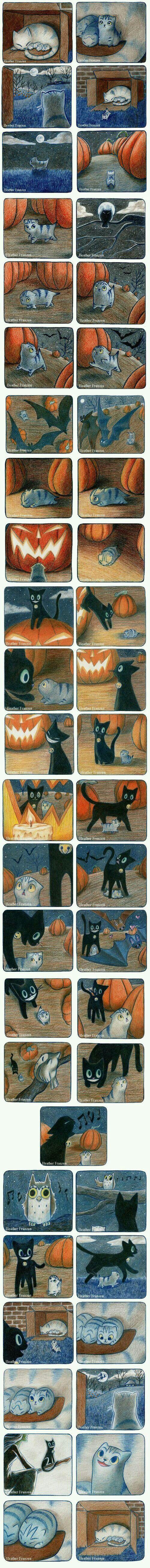 Scaredy Cat by Heather Franzen