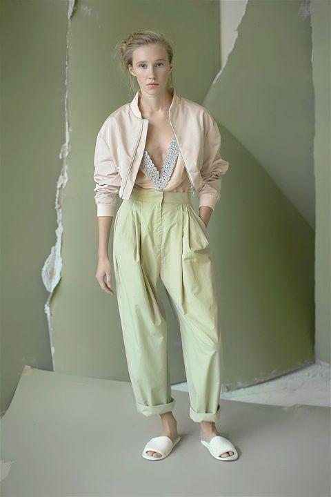 Vika Gazinskaya Spring 2016 Ready-to-wear collectie