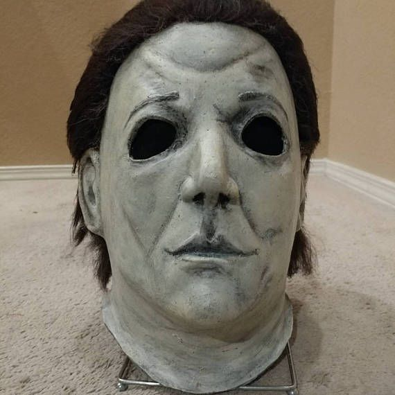 Elite Curse of Thorn Halloween 6 Latex Michael