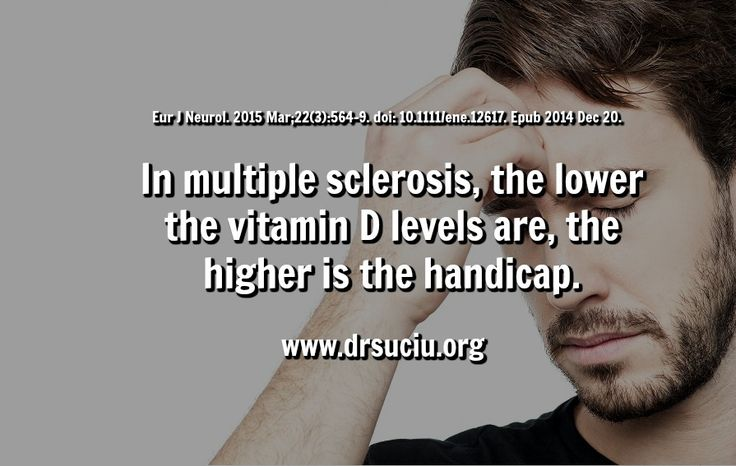 Picture Link Between Vitamin D Deficiency and Multiple sclerosis drsuciu