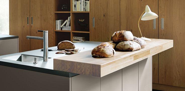 Tisch und Eckbank in Kernbuche Home Küche   Kitchen Pinterest - eckbänke für küchen