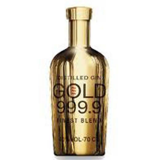 Te gusta la vainilla? Un Gin-Tonic al aroma de vainilla? Gold 999.9 Gin