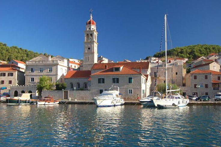 Pucisca, Kroatien