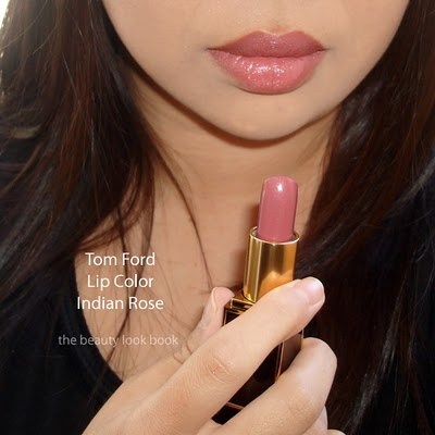 Tom Ford Lipstick in Indian Rose...just got this color from a client and I'm OBSESSED.