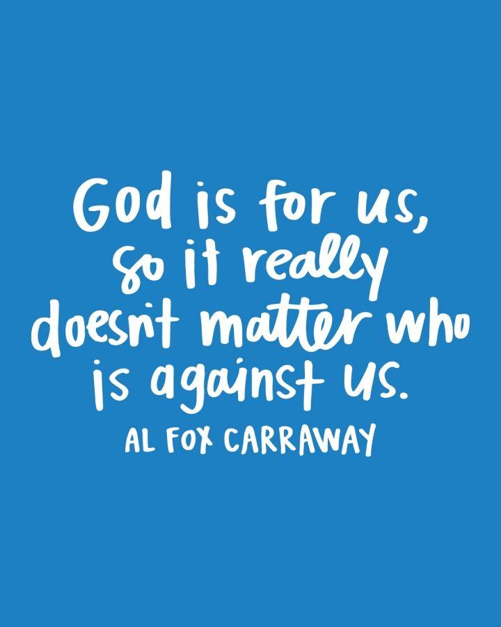 Al Fox Carraway