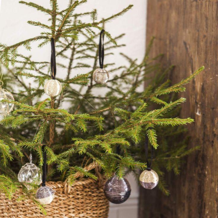 Pynta hemmet och inred för en klassisk jul