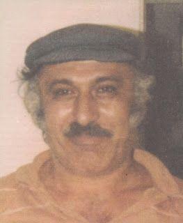 Santeos: Ο λογοτέχνης Φόρης Παροτίδης