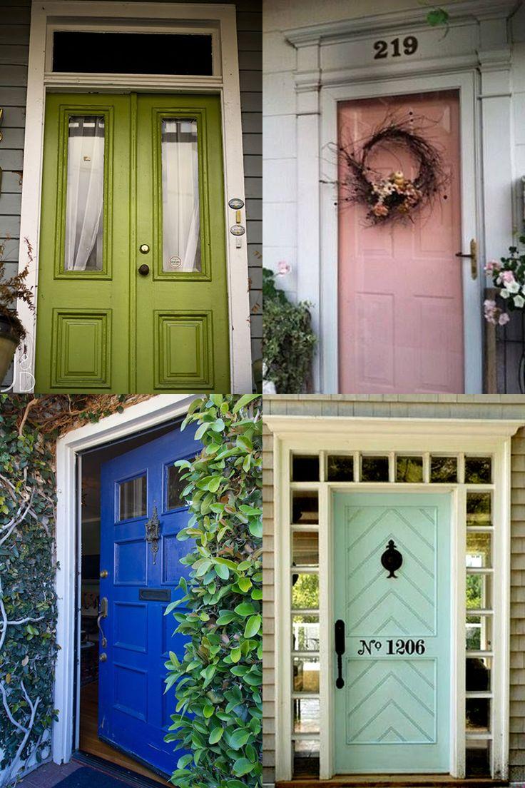 54 best paint colors for front doors images on pinterest front